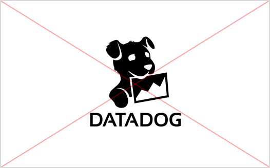misuse of datadog logo example #1