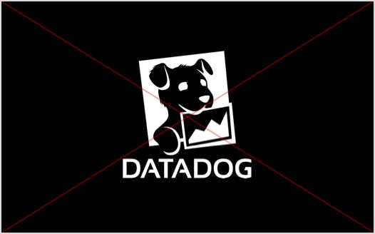 misuse of datadog logo example #2