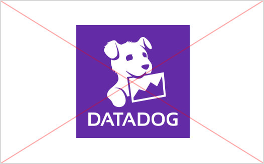 misuse of datadog logo example #5