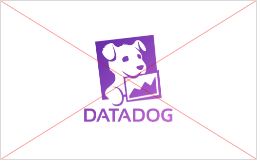 misuse of datadog logo example #6