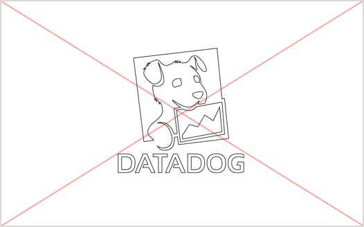 misuse of datadog logo example #9