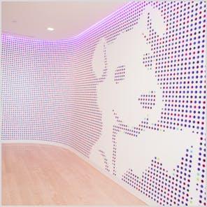 Datadog HQ, Lobby