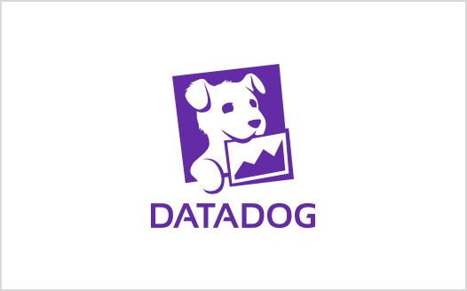 press datadog purple logo