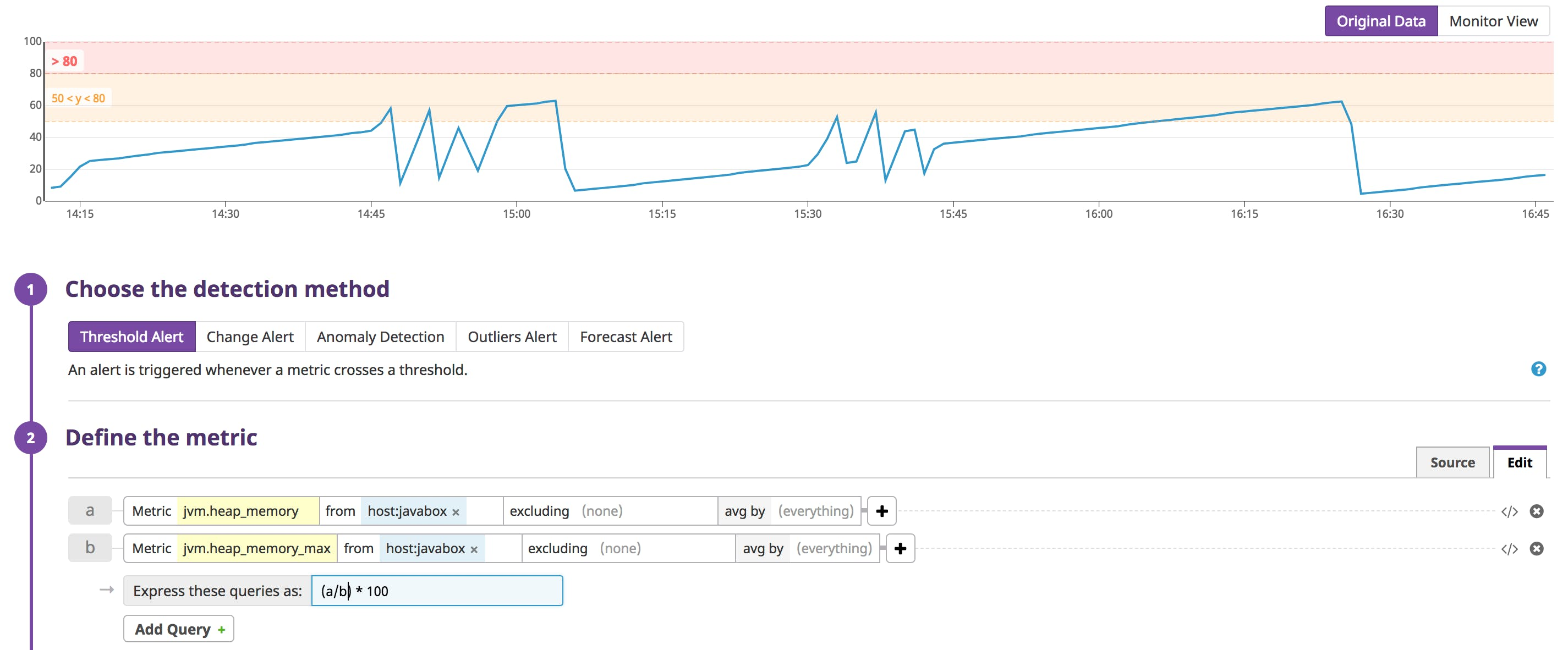 Analyzing Tomcat logs and metrics with Datadog   Datadog
