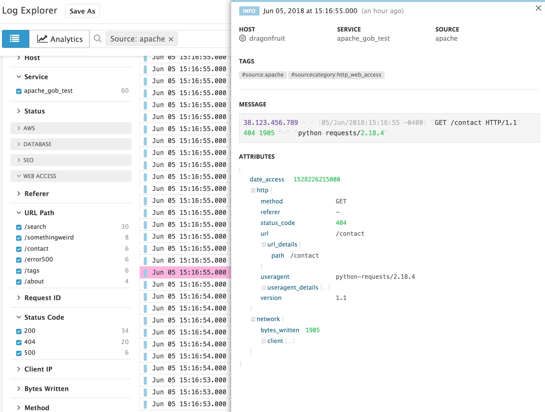 How to monitor Apache web server with Datadog | Datadog