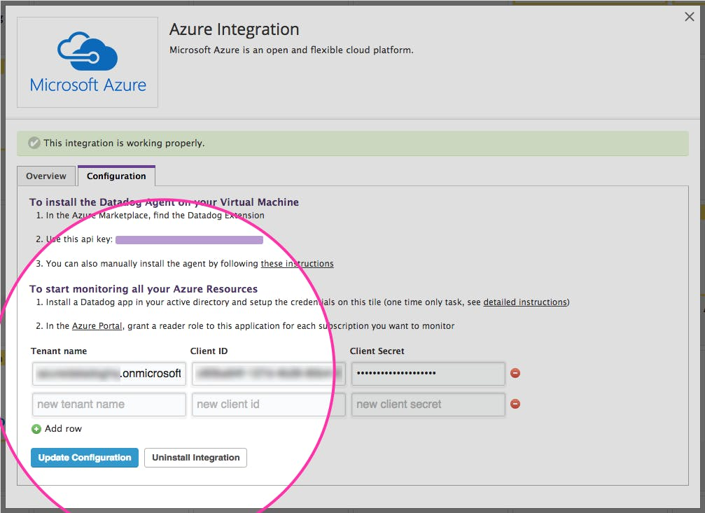 Monitor Azure VMs using Datadog | Datadog