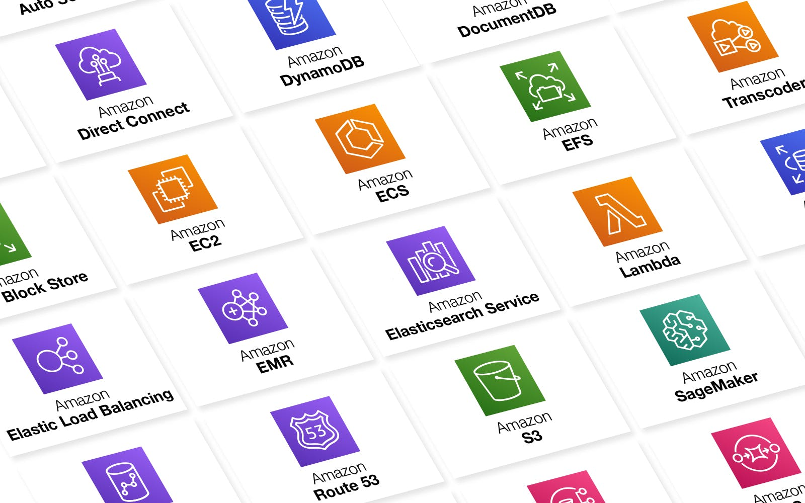 70+ AWS integrations from Datadog that start collecting Cloudwatch metrics in minutes.