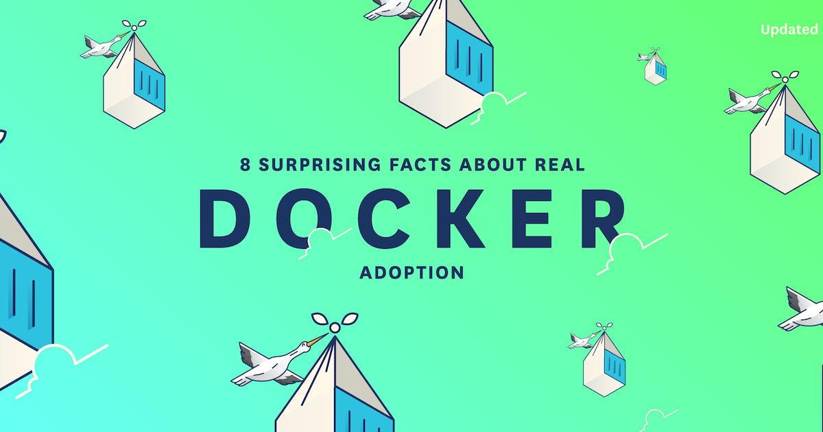 8 surprising facts about real Docker adoption | Datadog