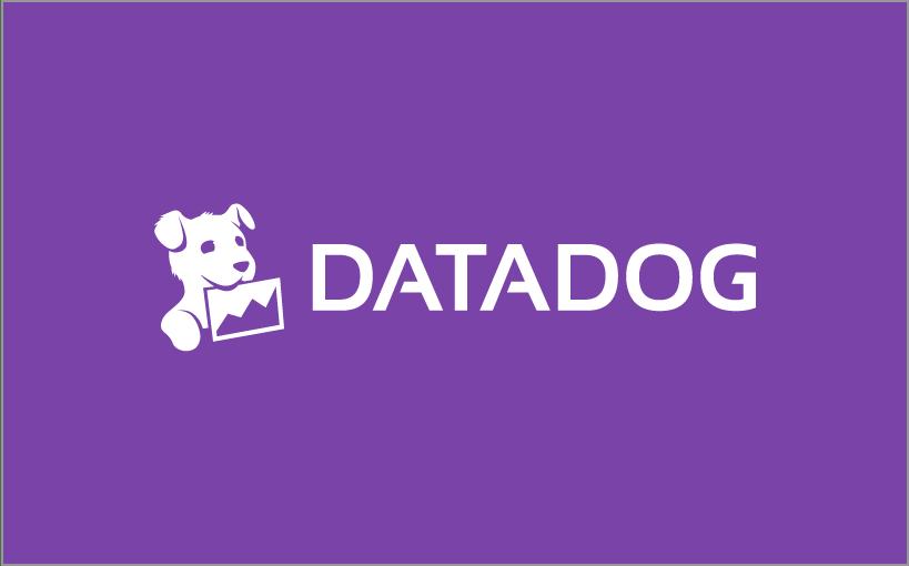 press datadog white logo