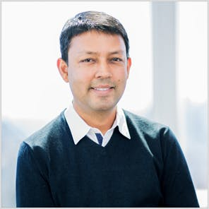 Headshot: Amit Agarwal, Co-Founder and CPO