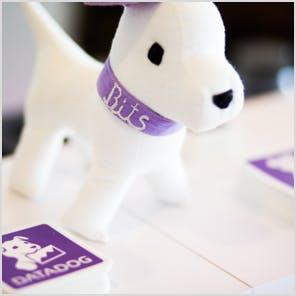Bits: Datadog mascot