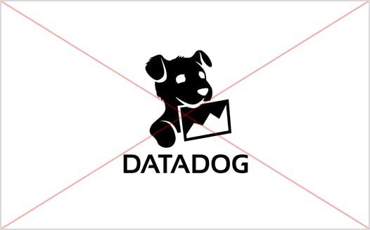 misuse of datadog logo example #1