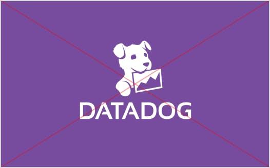 misuse of datadog logo example #4