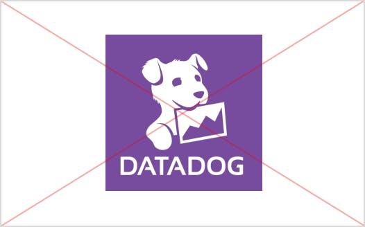 misuse of datadog logo example #5