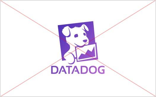 misuse of datadog logo example #6