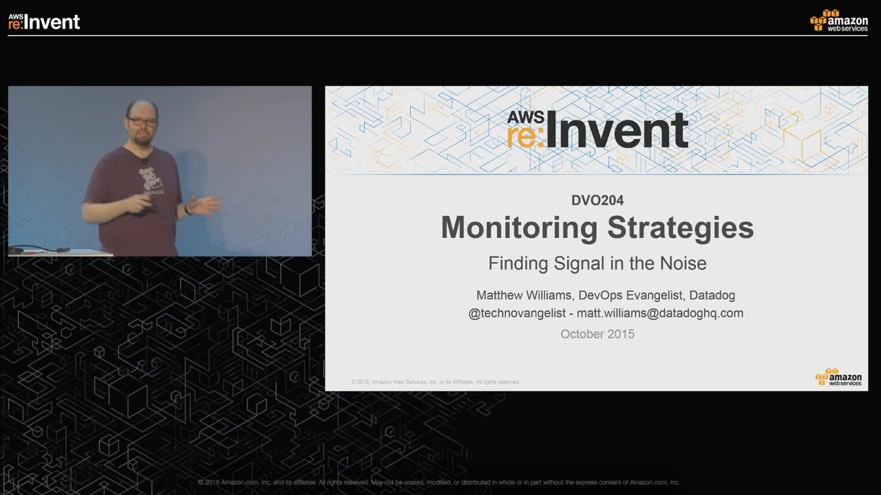 Monitoring Strategies   Datadog