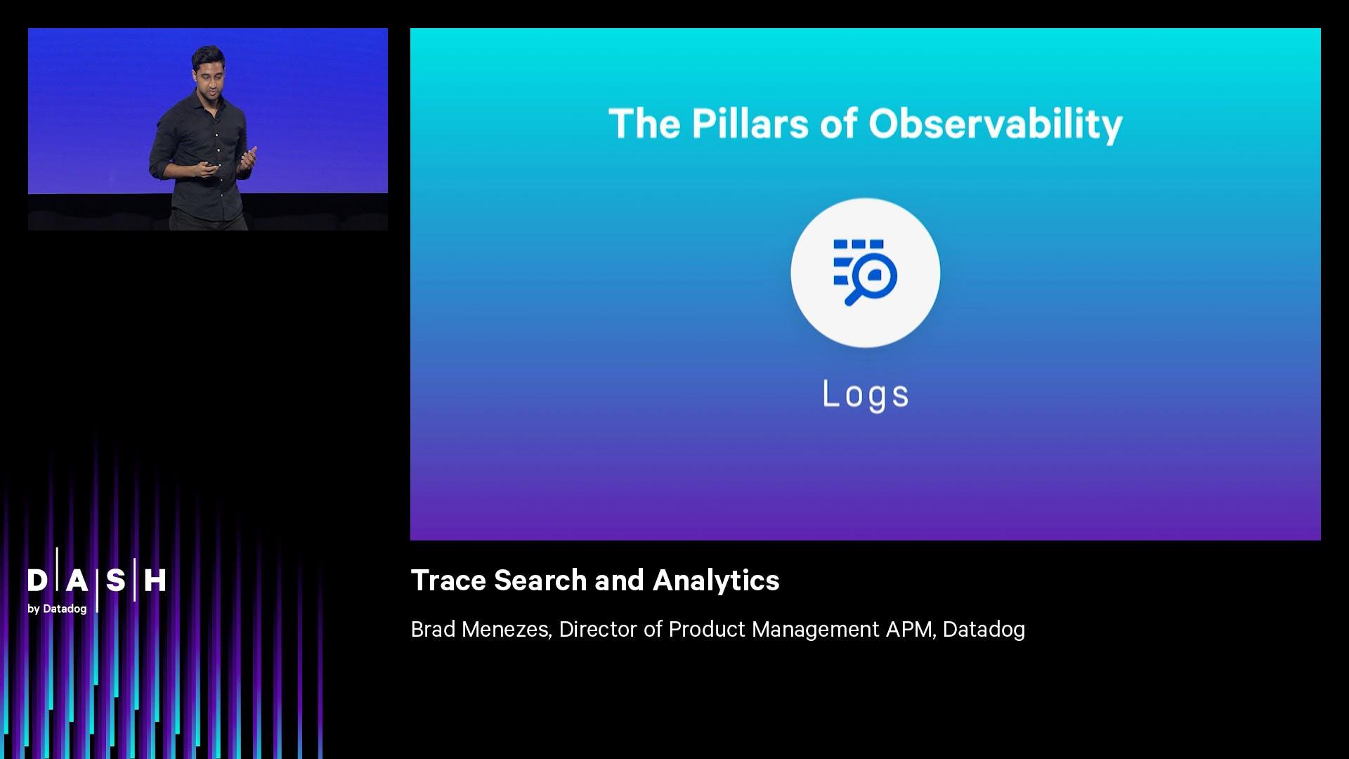 Trace Search & Analytics (Datadog + Zendesk) | Datadog